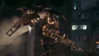 Batman Arkham Knight  Firefly Boss Fight - Dragongamer Z7