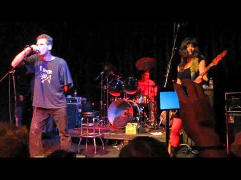 "Flipper - ""Sacrifice"" - at Oakland Metro Operahouse 2.4.2011 (#1)"