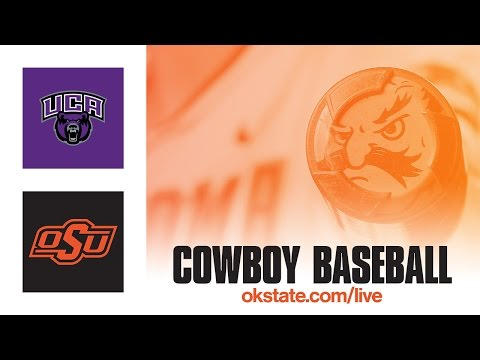 Oklahoma State Baseball vs. Central Arkansas