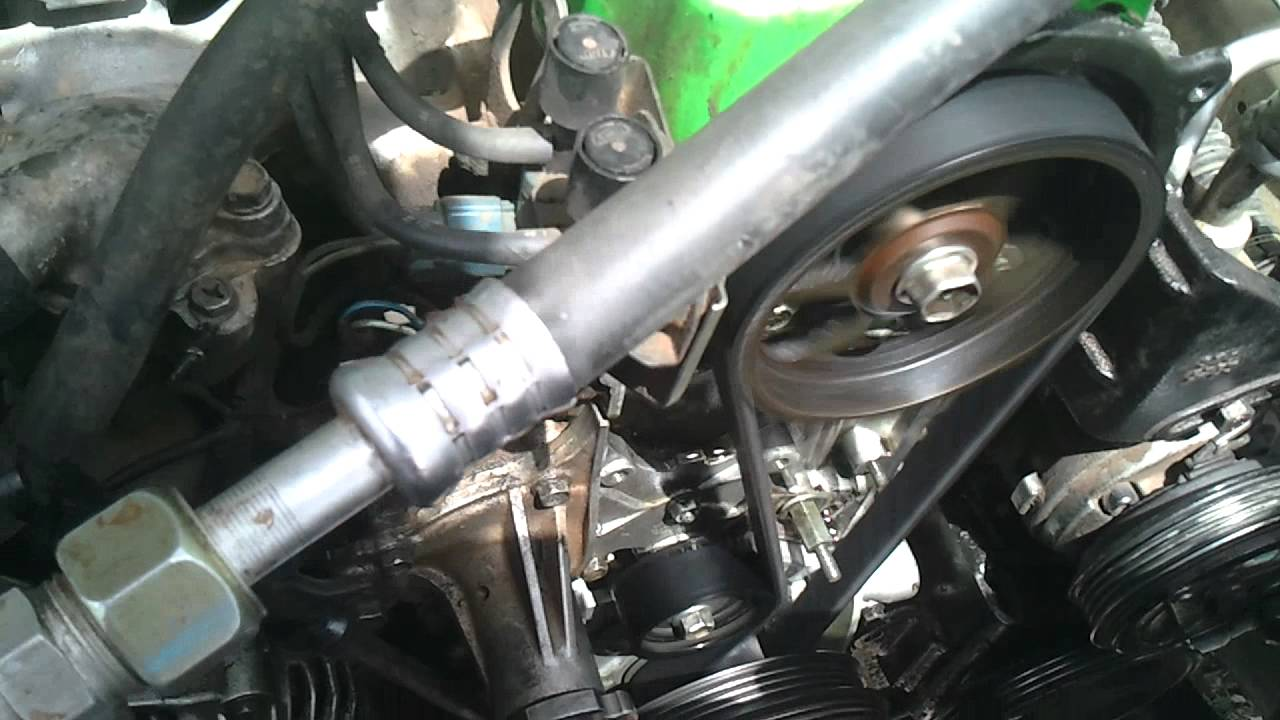 Suzuki Sidekick Starter Replacement