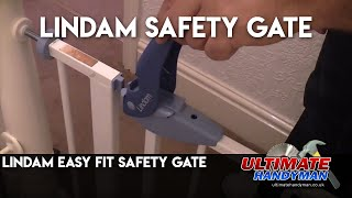 Lindam Easy Fit Safety Gate