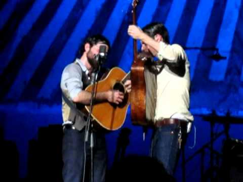 The Avett Brothers - Sanguine (Acoustic) - D.A.R.