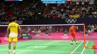 2012伦敦奥运会男单决赛——超级丹