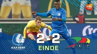 🎬KAA Gent - KV Oostende (Croky Cup): 2-2