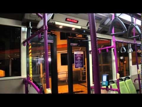 [SBS Transit] [Scania K230UB] SBS8063S weird door closing chime