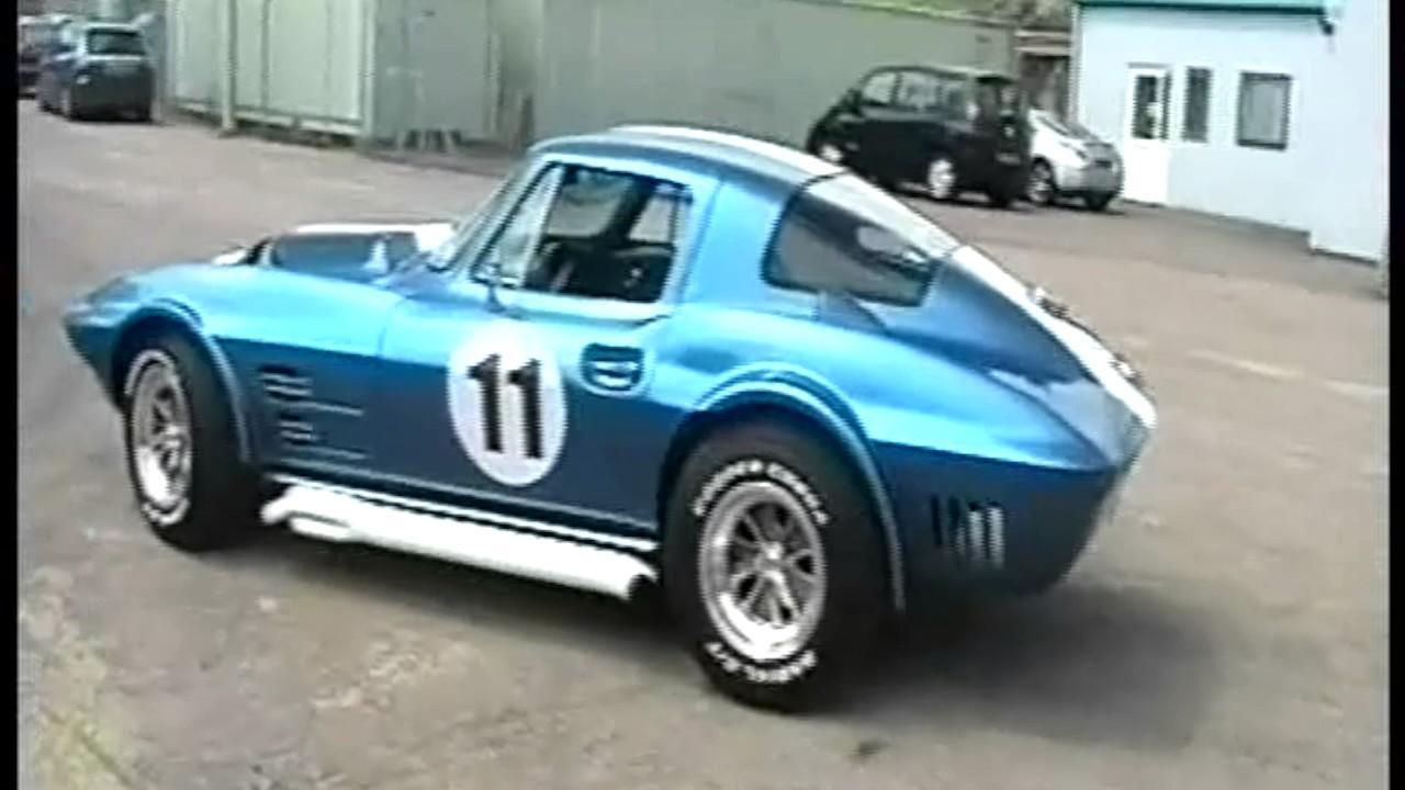 1966 Corvette Stingray Grand Sport copy by Corvette Kingdom part 7