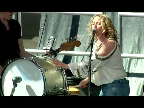"Amy Helm & The Handsome Strangers - ""The Night They Drove Old Dixie Down"" - Mountain Jam 2015"