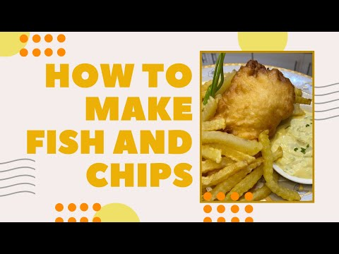 How To Make Fish And Chips︱PHILIPPINES