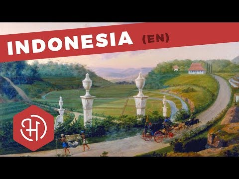 [Indonesia] The Dutch East Indies - a brief history