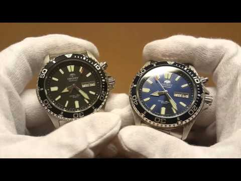 Orient Mako USA in depth review (time codes in description)