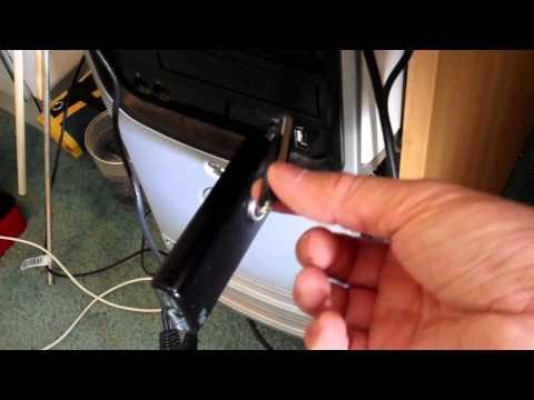 Very small 16GB Patriot USB drive