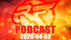 Rick Future Podcast - Sind wir nicht alle ein bisschen zuhause? (03.04.20)
