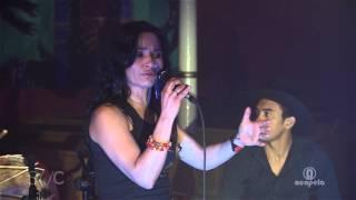 Cimmaron (Featuring Catrin Finch) - Tros y Garreg (Live at Acapela Studio)