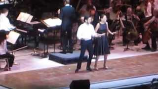 Sutton Foster & Colin Donnell - Fit As A Fiddle (and Ready for Love)