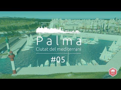 Cities Skylines: Palma — EP 05 — Puerto deportivo