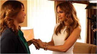 I'm a Huge Fan Jennifer Lopez - J Lo Talks Motherhood and How Hard Work Pays Off
