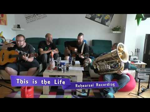 Amy Macdonald - This is the life (Cover by Flirting with Disaster) ~ Living Rooms Sessions #21