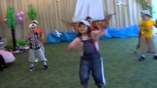 Хип-Хоп на выпускном в детском саду