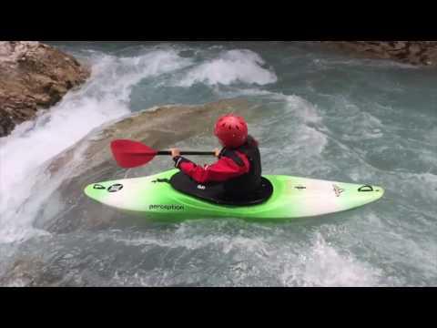 Slovenia Kayak Trip