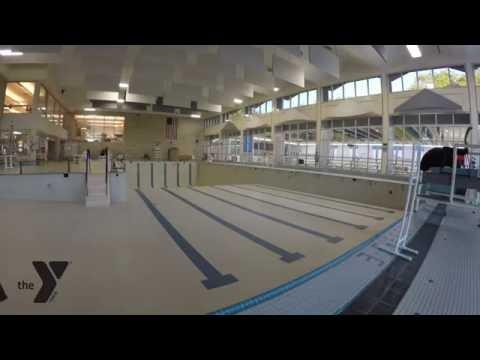 YMCA Pool Drain 2016