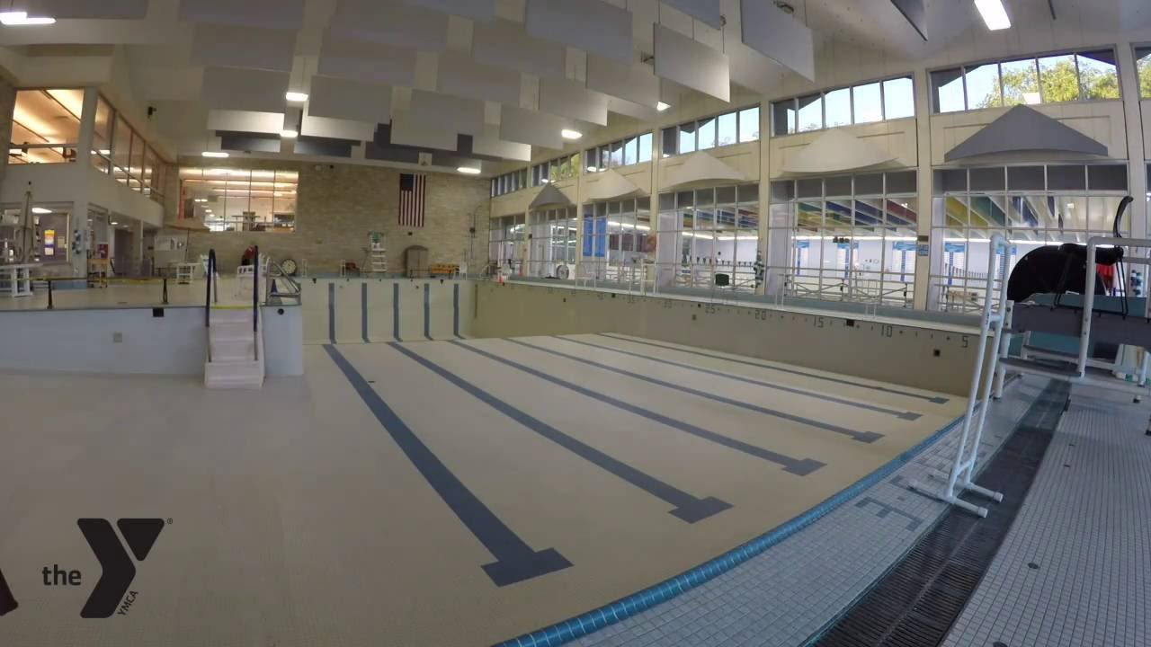 Ymca Pool Drain 2016 Youtube