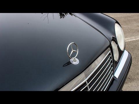 Mercedes Benz W210 Смотреть на МИР через ПРИЦЕЛ!