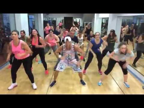 Zumba choreography Dj Mam's Chiki *...