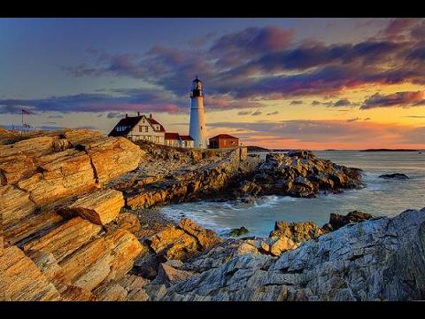 Top 10 Biggest Cities In Maine
