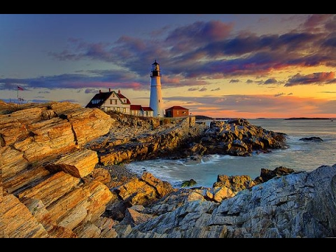 Top 10 Biggest Cities In Maine