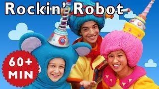 Rockin' Robot + More | Nursery Rhymes from Mother Goose Club