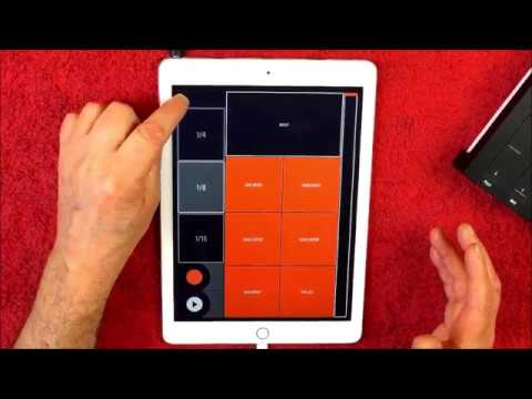 BLEASS - Wild Basses, Beats & Synths - Demo and Tutorial for the iPad