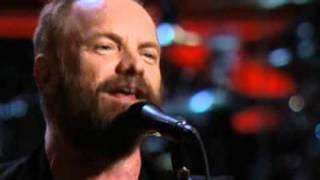 Sting ft. Stevie Wonder - Roxanne (live)