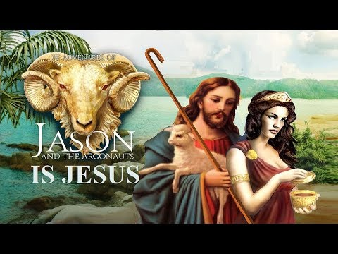 Who were Jason and the Argonauts - SIGNS  Part 3
