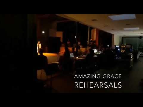SUNDAY NIGHT MUSIC - Amazing Grace (German) Rehearsal