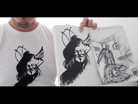 Part 1 - AMAZINGLY Simple way to make A Photo and Put it On a Shirt!