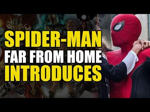 Spider-Man Far From Home Introduces... | Comics Explained