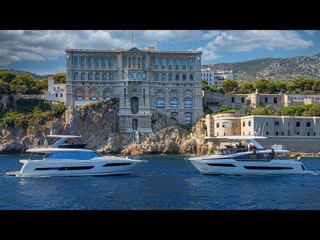 Exclusive Sea Trials in Monaco