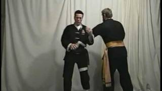 Tai Chi Self Defense Applications Lesson 4 -- Wild Horse Tosses Mane Part 2