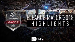 ELEAGUE Major 2018 highlights