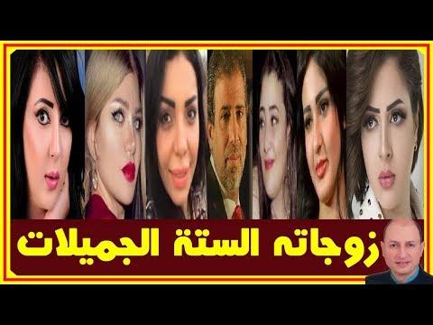 تحديد 16 مارس 2019 لمثول خالد يوسف أمام المحكمة..وقصته مع زوجاته الستة الجميلات Khaled Youssef