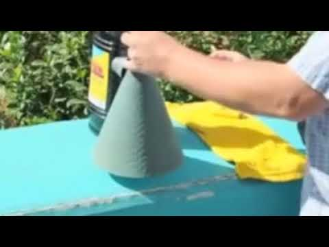 Focus Tiki Torch Easy Refill Instructions Youtube