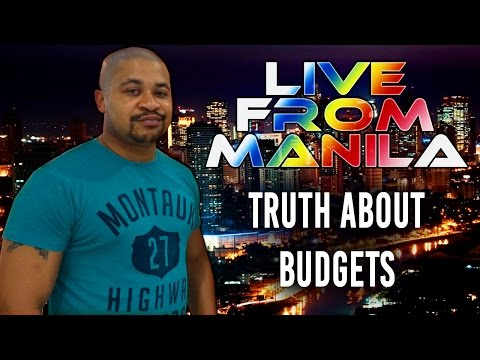 TRUTH ABOUT BUDGETS - Living in the Philippines