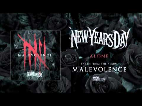Клип New Years Day - Alone