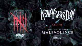 New Years Day - Alone (Official Audio)
