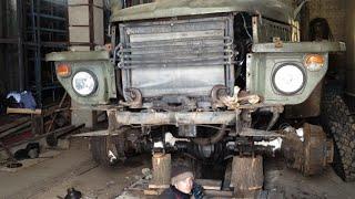 Приобрел Урал 4320 по стоимости металла и круто обновил грузовик