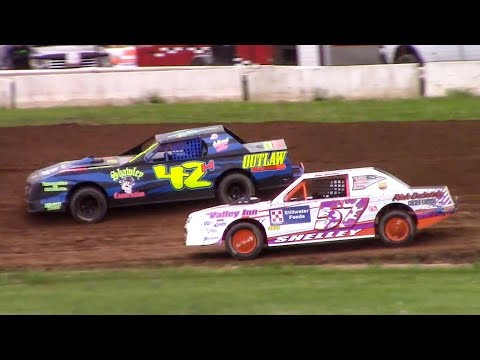 Pure Stock Heat Two | McKean County Family Raceway | 5-19-18