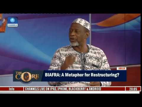 BIAFRA: A Metaphor For Restructuring? Pt 1