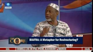 BIAFRA: A Metaphor For Restructuring? Pt 1