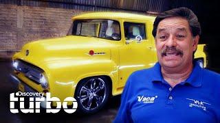 ¡Única en el mundo!: construcción de camioneta Pickup híbrida |  Mexicánicos | Discovery Turbo