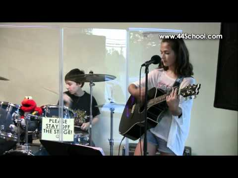 44 School of Music Summer Rock Camp August 2011  Love Song